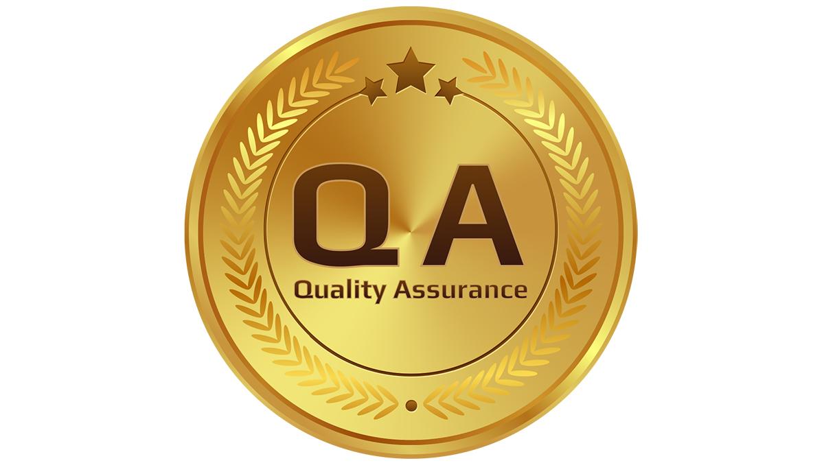 Quality assurance creative brains